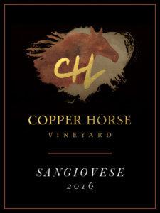 Copper Horse Vineyard - Arizona Red