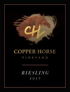 Copper Horse Vineyard - Arizona Riesling