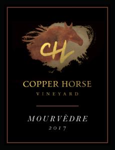 Copper Horse Vineyard - Arizona Mourvèdre