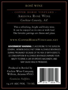 Arizona Rose Willcox