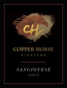 Copper Horse Vineyard - Arizona Sangiovese