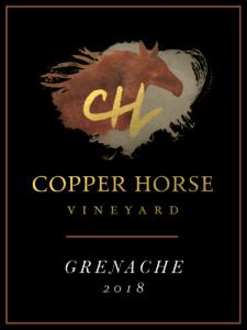 Copper Horse Vineyard - Arizona Grenache